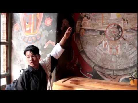 Trip to Bhutan: Simtokha Dzong (Sangak Zabdhon Phodrang)