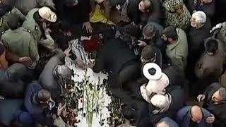 Iranian general Qasem Soleimani buried in hometown Kerman