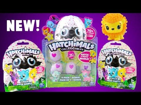 Hatchimals Surprise Eggs Colleggtibles Toys Doovi