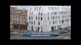 Chaine Escale : Hotels Insolites : Seeko'o Design Hotel Bordeaux