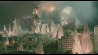 Godzilla VS SpaceGodzilla Trailer