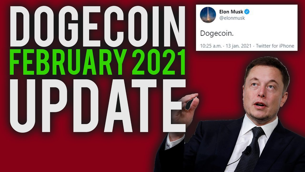 Dogecoin January 2021 Price Surge | Ɖogecoin Price Surge Explained