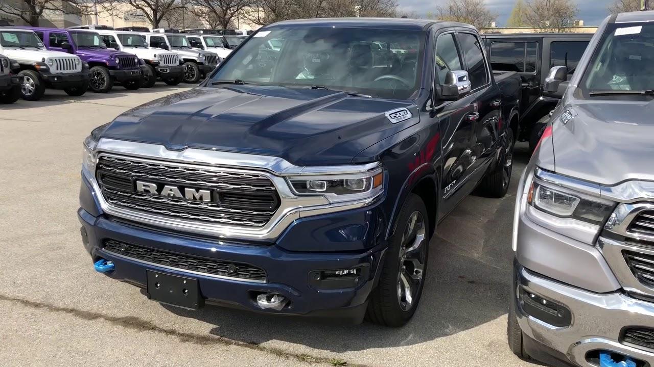 All New 2019 Ram In Patriot Blue Unique Chrysler Dodge Jeep Burlington