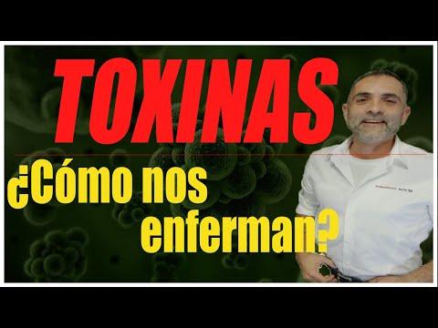 Toxinas: qué son y cómo nos enferman