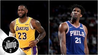 LeBron James, Joel Embiid, more: Snubs & surprises from annual NBA GM survey | The Jump