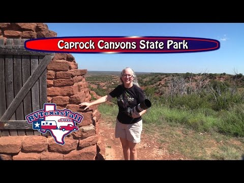 Caprock Canyons State Park | RV Texas