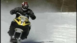 2007 Snow Hawk 800 H.O. snowmobile thumbnail
