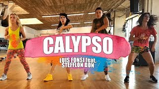 CALYPSO - Luis Fonsi ft. Stefflon Don / ZUMBA con MELISSA y ALBA