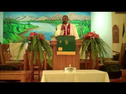 Pastor Charles Howard sermon-MR 38