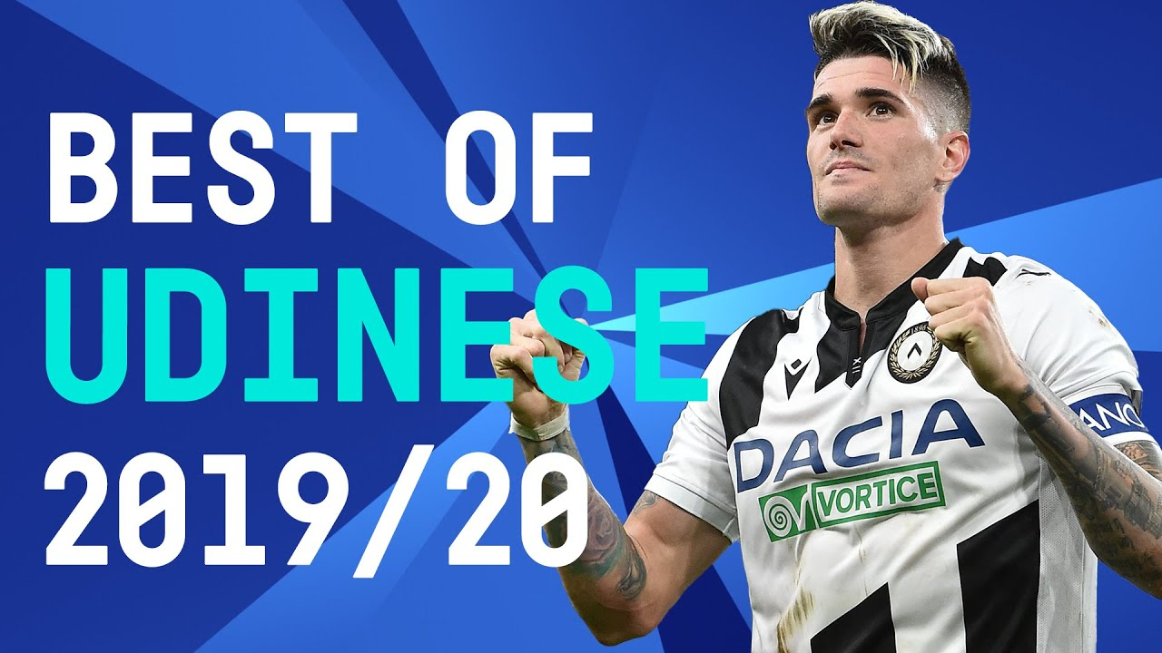 Best of Udinese | De Paul, Fofana, Okaka | 2019/20 | Serie A TIM