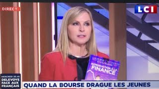 LCI (French News Channel) - prime time: Largo Winch Finance!