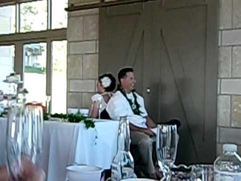 Wedding Reception Funny Shoe GameMOV