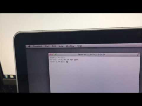 HP Probook macOS High Sierra Create Install Media - YouTube
