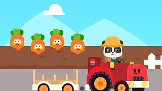 Fun games for kids - Little Panda's Car Book (Episode 2)