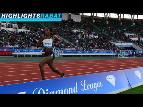 Rabat 2016 Highlights - IAAF Diamond League