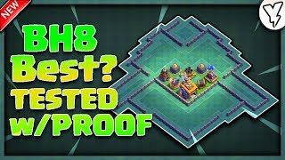 "NEW INSANE BUILDER HALL LEVEL 8 BASE TESTED WITH PROOF!!✔✔ | ""100% VICTORY BASE"" WITH REPLYS 