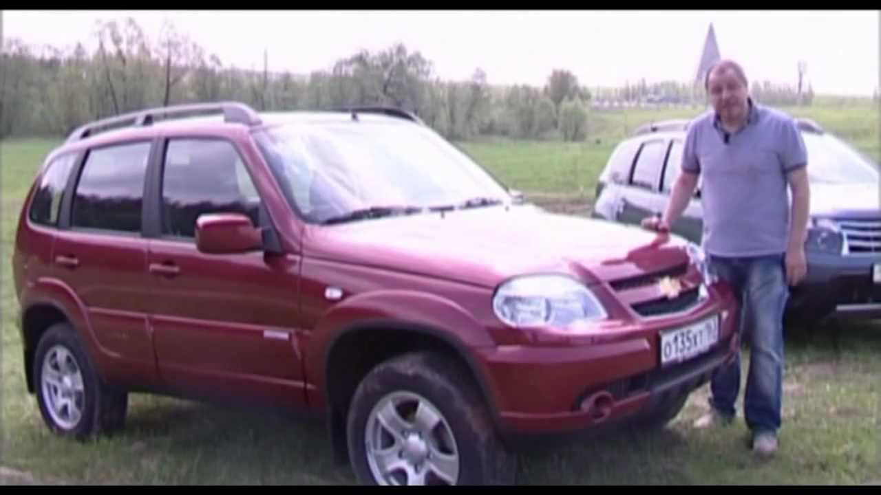 Test UAZ Patriot, Great Wall Hover and Chevrolet Niva
