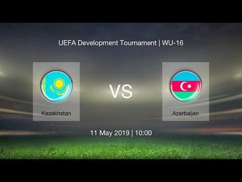 Kazakhstan - Azerbaijan.