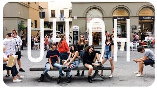 [K-POP IN PUBLIC - ITALY] G-IDLE - UH OH DANCE COVER ~ [SUNSET 썬셋 CREW]