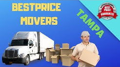 BestPrice Movers Tampa Fl - local & long distance moving service