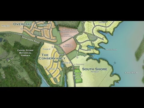 McLean - A Great New Construction Waterfront Community - Belmont NC