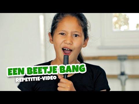 Een beetje bang (Repetitievideo) - Kinderen voor Kinderen