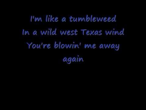 My Little Texas Tornado lyrics