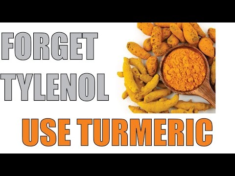 Natural Pain Relief With Turmeric