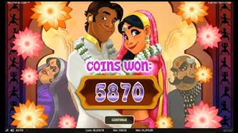 Bollywood Story: Slot review