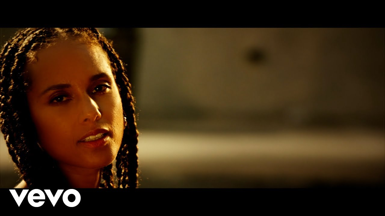 Alicia Keys - Love Looks Better (Official Video)