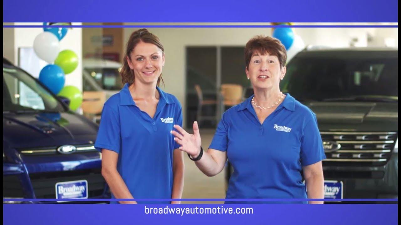 Broadway Automotive Military; Green Bay, WI USED Car SALE   100th Birthday  SALE