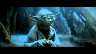 Yoda - You must unlearn what you have learned