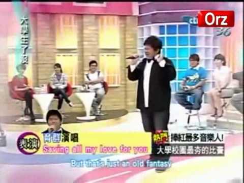 www honha8 com   Lâm Vũ Xuân hát  Saving All My Love For You    honha8dotcom