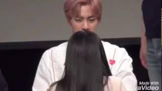 Jin BTS moment fanmeet