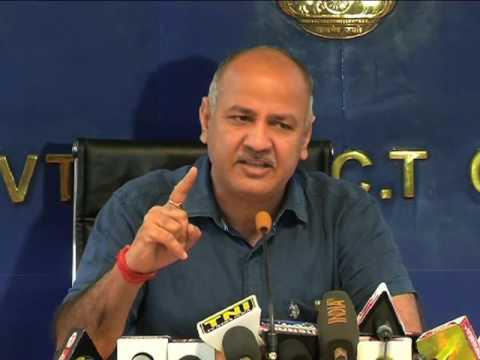 Delhi Deputy CM Manish Sisodia Briefs Media on Being Interrogated by ACB & on Delhi Cabinet Decision