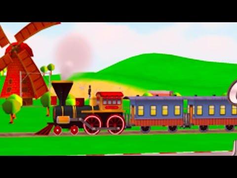 Видео Симулятор управления поездом онлайн