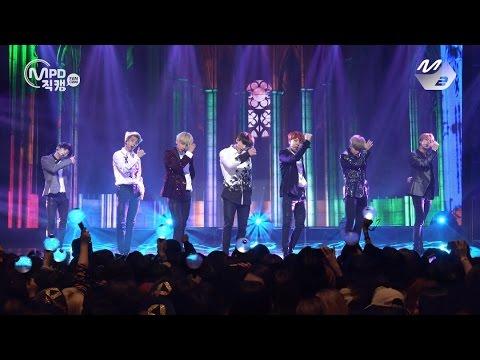 [MPD직캠] 방탄소년단 직캠 4K '피 땀 눈물(Blood Sweat & Tears)' (BTS FanCam) | @MCOUNTDOWN_2016.11.3
