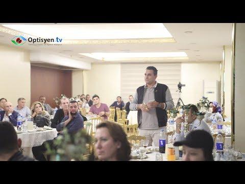 İstanbul Optisyen Gözlükçüler Odası Bilgilendirme Toplantısı yapıldı.