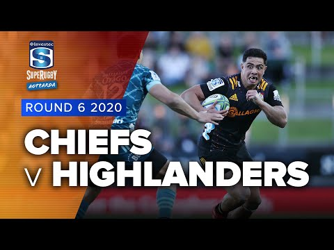 Super Rugby Aotearoa | Chiefs v Highlanders - Rd 6 Highlights