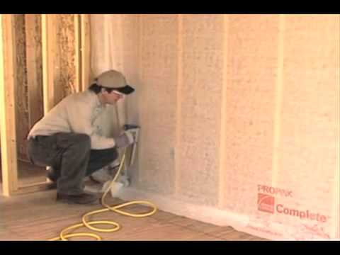Owens Corning Propink Complete Wall System Youtube