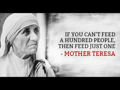 Mother Teresa ||  Albanian-Indian Roman Catholic nun || Saint Teresa of Calcutta || MotherOfCalcutta