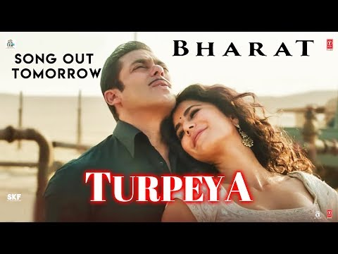 TURPEYA  Song Out Tomorrow  Salman Khan Katrina Kaif Nora Fatehi