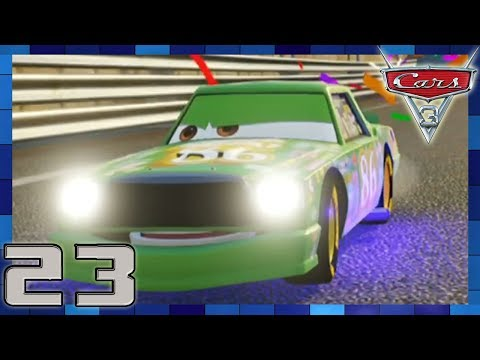 Cars 3: Driven to Win - Walkthrough Part 23 Italy's Grand To