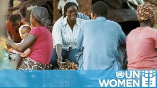 UN Women Stories | Isabel Deitliens - Lychee Farmer