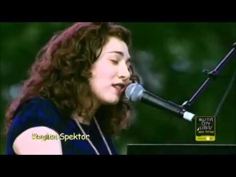 Regina Spektor - On The Radio - Live at ACL Festival '07 [HD]