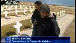 Telefe Malvinas Herida Abierta -