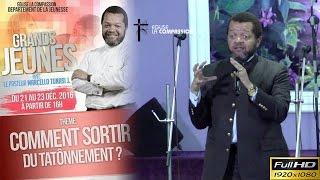 Comment sortir du tatonnement [1] avec pasteur marcello tunasi culte du 21 decembre 2016 full hd