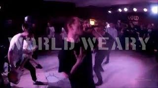 World Weary - Asta Keller, Duisburg - Germany - Full Set