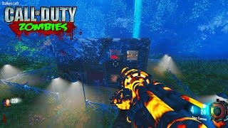 CABIN IN THE WOODS ZOMBIES DEFENSE DUO! - BLACK OPS 3 CUSTOM ZOMBIES MAP (Part 1/2)