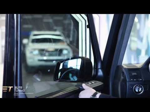 Двойные стекла для Mercedes G-Класс